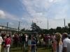 Einschulungs- und Eröffnungsfeier am 04. August 2012, Ballons steigen lassen, Bild 2