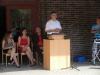 Einschulungs- und Eröffnungsfeier am 04. August 2012, Rede Bürgermeister
