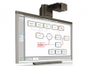 Projektion von Inhalten am Smartboard